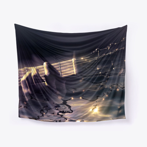 Musical Play Tapestries And Pillow Standard T-Shirt Front