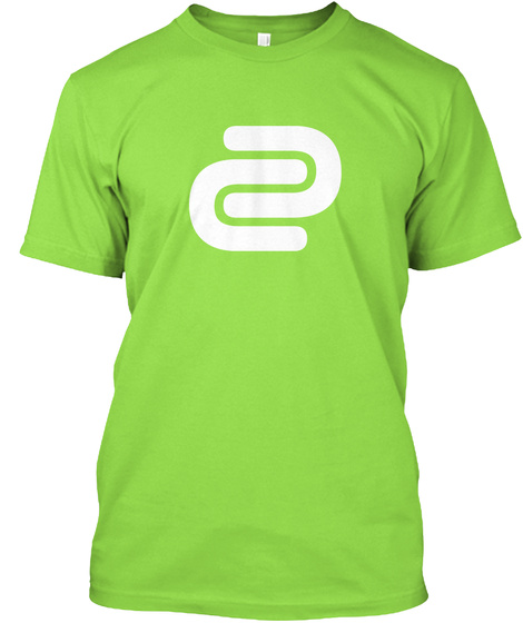 David Cutter Music Lime Tee Lime T-Shirt Front
