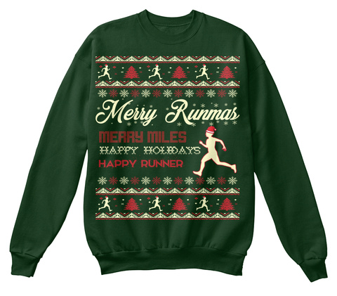 Ugly Christmas Sweaters 2019.Ugly Christmas Sweater 2019 Runner