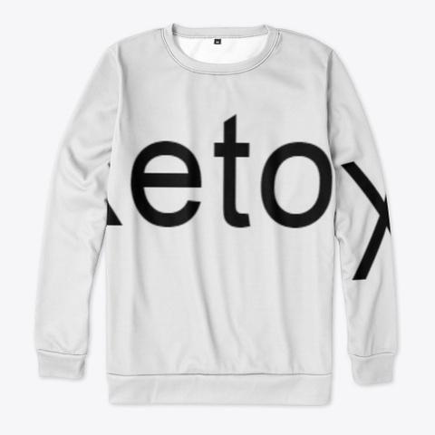 Keto Vip Standard T-Shirt Front