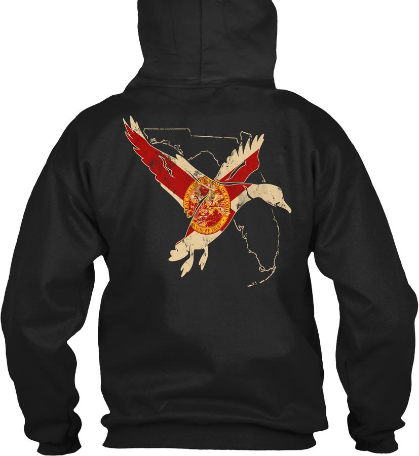1116 Florida Waterfowl Duck Hunter Unisex Tshirt