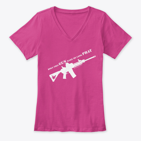 Does This Armalite Make Me Look Phat Berry T-Shirt Front