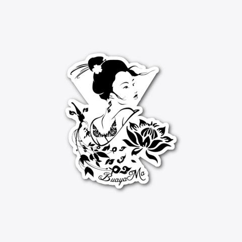 Buya Ma Geisha Standard T-Shirt Front
