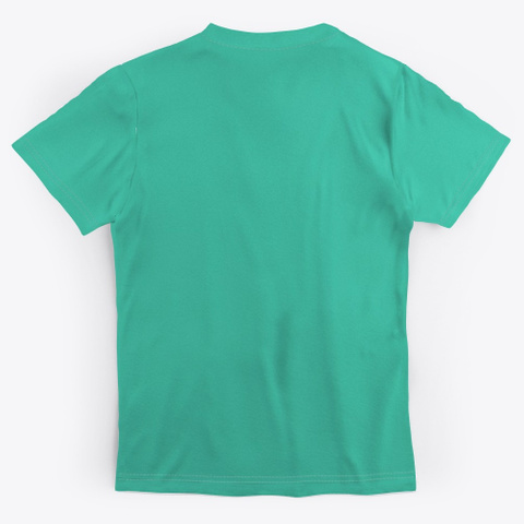 Suparrow! Aqua T-Shirt Back