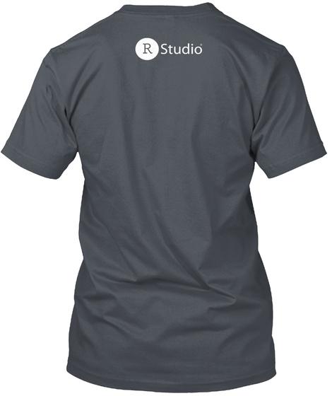 R Studio Heavy Metal T-Shirt Back