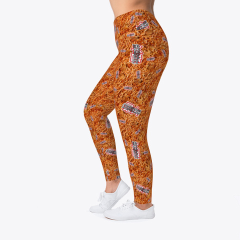 Maximum Driftcast Spaghetti Leggings Standard T-Shirt Left