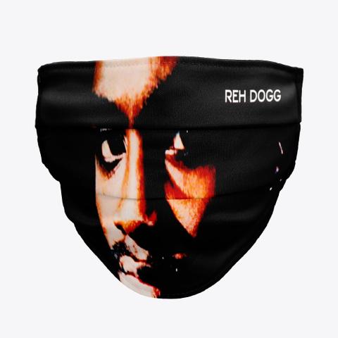 Reh Dogg Face Mask Standard T-Shirt Front
