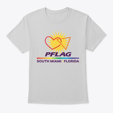 Pflag South Miami Light Steel T-Shirt Front