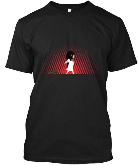Drag Black T-Shirt Front