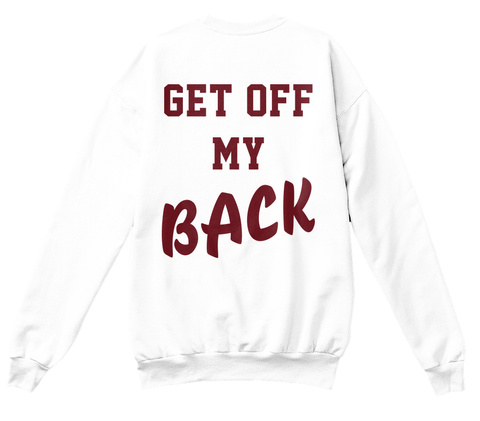 Get Off My Back Jumper Cheap Price - get off my back Products from ... c47d7c387109