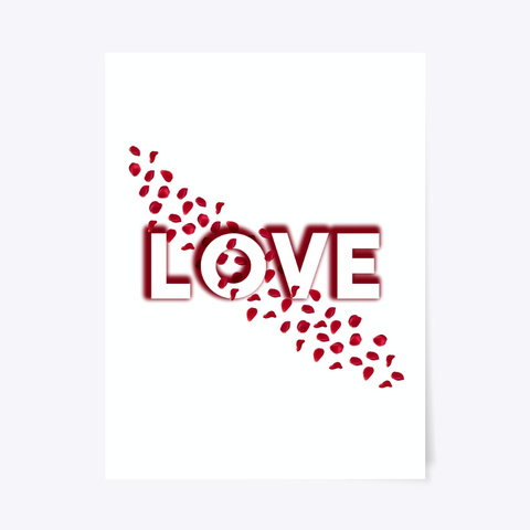 Love Collection   Home Standard T-Shirt Front