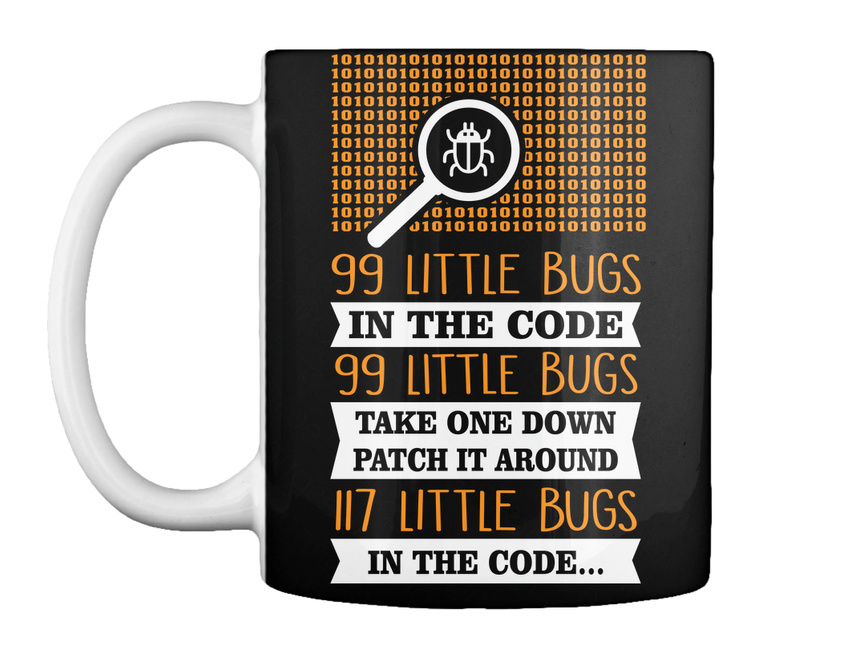 Programmer 99 Little Bugs In The Code