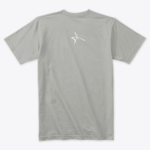 Cellic Collaboration  Light Grey T-Shirt Back