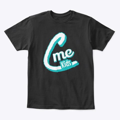 Cme Kids Black T-Shirt Front