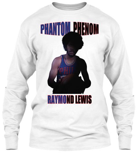 Phantom Phenom Colored T Shirt White T-Shirt Front