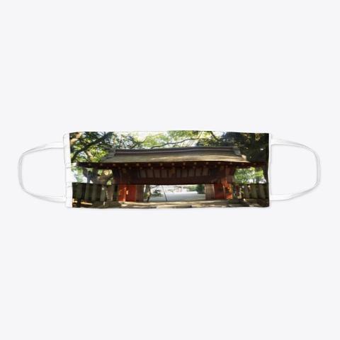 Ohmiya  Hachimangu Shrine Standard T-Shirt Flat