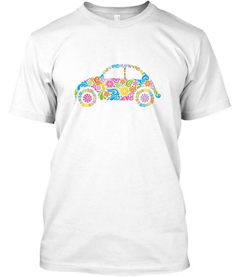 Na White T-Shirt Front