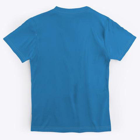 Kg 130 Denim Blue T-Shirt Back