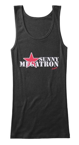 Sunny Megatron Black T-Shirt Front