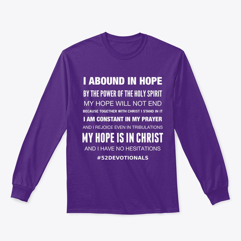 Poems To God by Anna Szabo - i Abound in Hope Christian Apparel for Women #52Devotionals
