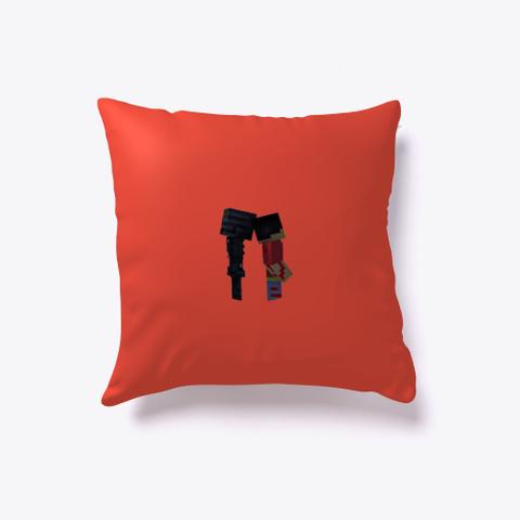 """""""Sur La Lune""""   M Colo Red T-Shirt Front"""