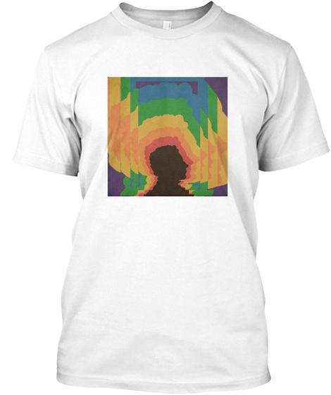 Shirts By Shon   Aclu   Man White T-Shirt Front
