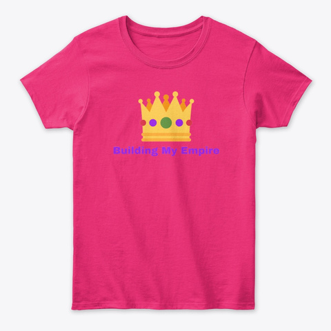 An Error Occurred. Please Check Your Internet Connection. Heliconia T-Shirt Front