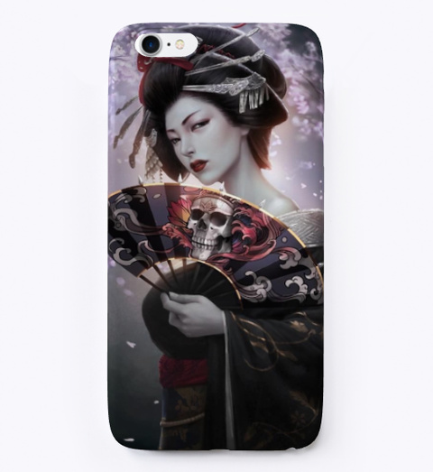 The Night Geisha Phone Case Standard T-Shirt Front