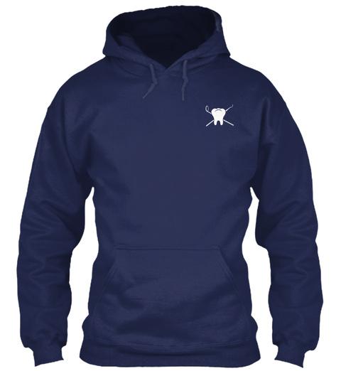 Na Navy T-Shirt Front