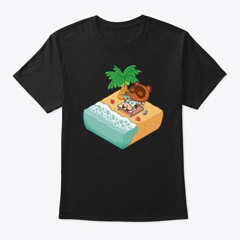 tom nook hawaiian t shirt
