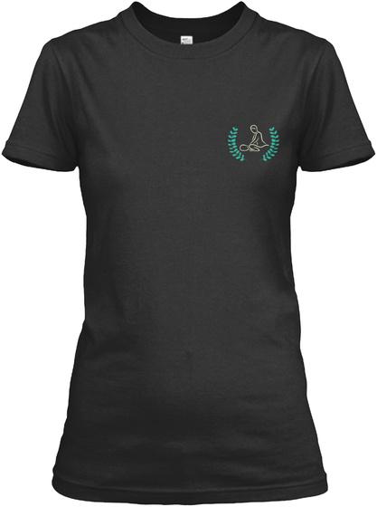 Awesome Massage Therapist Shirt Black T-Shirt Front