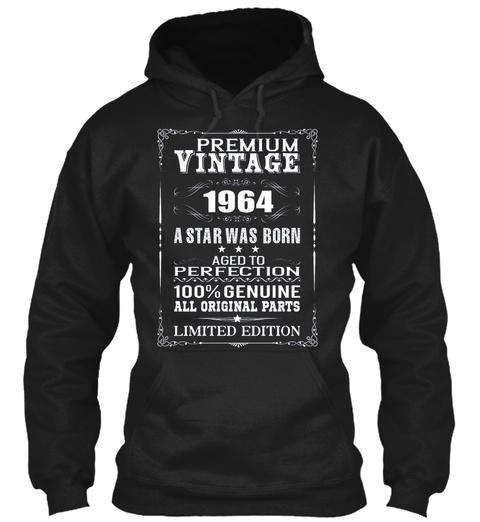 Vintage Rock   Roll 1983 Black T-Shirt Front
