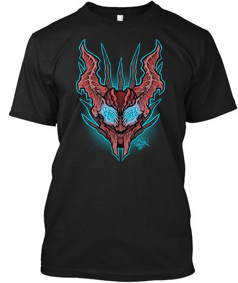 Scream Queen Black T-Shirt Front