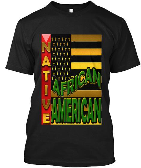 Black Consciousness Black T-Shirt Front
