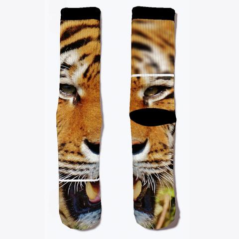 Tiger Footies Standard T-Shirt Front