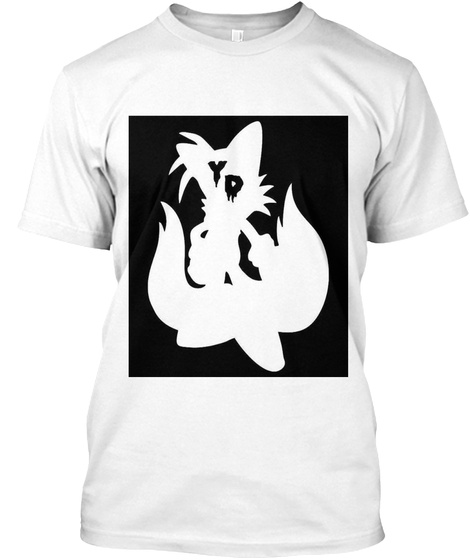 Drastic Tee White T-Shirt Front