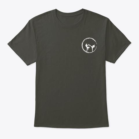 Ludus 2 Smoke Gray T-Shirt Front