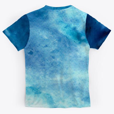 Sactown   Cloudy Day Wash Standard T-Shirt Back