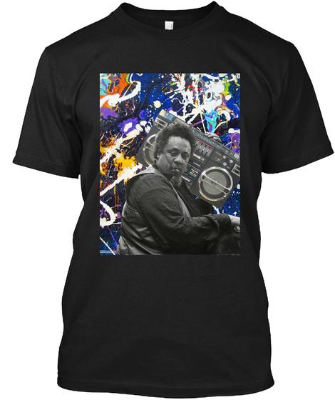 Charles Mingus Black T-Shirt Front