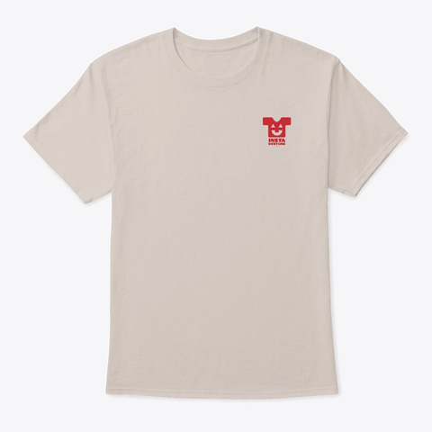 Beware Of Mummies!   Style 1 (Ob) Sand T-Shirt Front