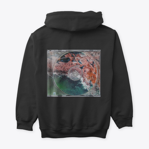 Transcendental Jewel Case Collection Black Camiseta Back