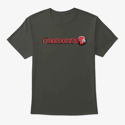 Rock 1 Swag Smoke Gray T-Shirt Front