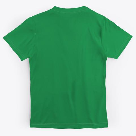 Clock Green T-Shirt Back