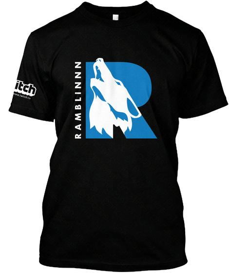Ramblinnn T-Shirt Front