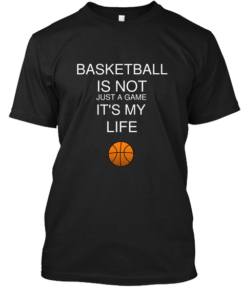 My Life Is Just A Basketball Game