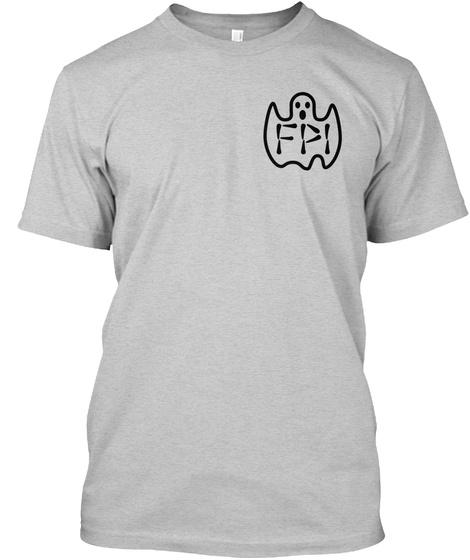 Fpi Light Steel T-Shirt Front