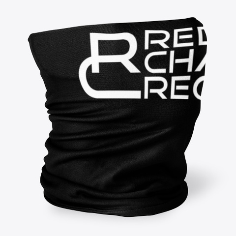 Rcr   Accessories  Black T-Shirt Side