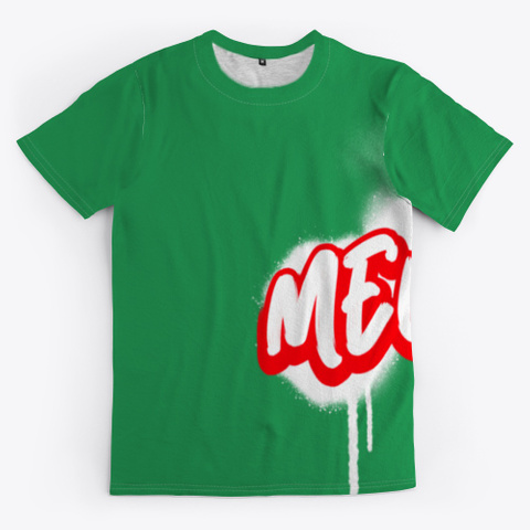 Meu Patuá Green T-Shirt Front