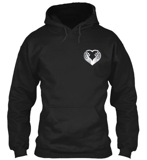 Ma Black T-Shirt Front
