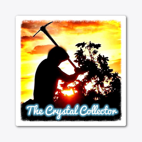 The Crystal Collector Standard T-Shirt Front